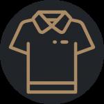 Eden Uniforms Polo Shirts Icon